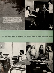 Page 10, 1950 Edition, Queens University of Charlotte - Coronet Yearbook (Charlotte, NC) online yearbook collection