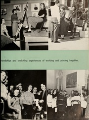 Page 11, 1950 Edition, Queens University of Charlotte - Coronet Yearbook (Charlotte, NC) online yearbook collection