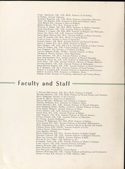 Page 16, 1950 Edition, Queens University of Charlotte - Coronet Yearbook (Charlotte, NC) online yearbook collection
