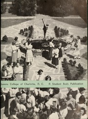 Page 7, 1950 Edition, Queens University of Charlotte - Coronet Yearbook (Charlotte, NC) online yearbook collection