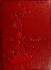 Page 1, 1956 Edition, Queens University of Charlotte - Coronet Yearbook (Charlotte, NC) online yearbook collection