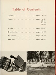 Page 11, 1956 Edition, Queens University of Charlotte - Coronet Yearbook (Charlotte, NC) online yearbook collection