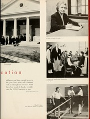 Page 13, 1956 Edition, Queens University of Charlotte - Coronet Yearbook (Charlotte, NC) online yearbook collection