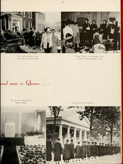 Page 9, 1956 Edition, Queens University of Charlotte - Coronet Yearbook (Charlotte, NC) online yearbook collection