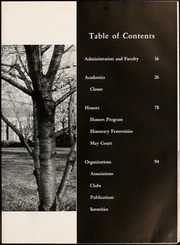 Page 17, 1964 Edition, Queens University of Charlotte - Coronet Yearbook (Charlotte, NC) online yearbook collection