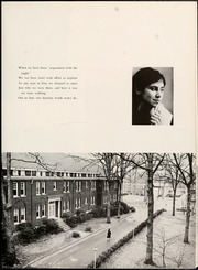 Page 9, 1964 Edition, Queens University of Charlotte - Coronet Yearbook (Charlotte, NC) online yearbook collection