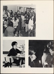 Page 13, 1967 Edition, Queens University of Charlotte - Coronet Yearbook (Charlotte, NC) online yearbook collection
