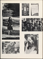 Page 15, 1967 Edition, Queens University of Charlotte - Coronet Yearbook (Charlotte, NC) online yearbook collection