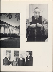 Page 17, 1967 Edition, Queens University of Charlotte - Coronet Yearbook (Charlotte, NC) online yearbook collection