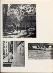 Page 9, 1967 Edition, Queens University of Charlotte - Coronet Yearbook (Charlotte, NC) online yearbook collection