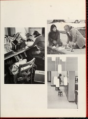 Page 11, 1970 Edition, Queens University of Charlotte - Coronet Yearbook (Charlotte, NC) online yearbook collection