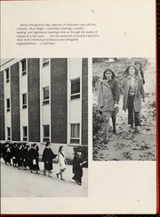 Page 13, 1970 Edition, Queens University of Charlotte - Coronet Yearbook (Charlotte, NC) online yearbook collection