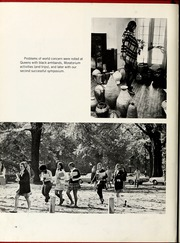 Page 16, 1970 Edition, Queens University of Charlotte - Coronet Yearbook (Charlotte, NC) online yearbook collection