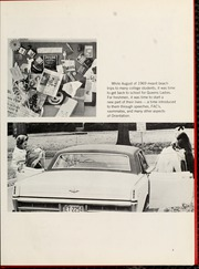 Page 9, 1970 Edition, Queens University of Charlotte - Coronet Yearbook (Charlotte, NC) online yearbook collection
