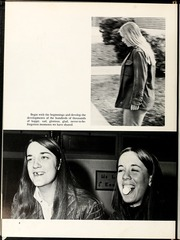 Page 10, 1972 Edition, Queens University of Charlotte - Coronet Yearbook (Charlotte, NC) online yearbook collection