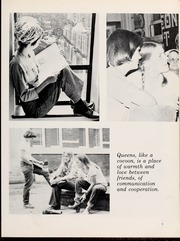 Page 13, 1977 Edition, Queens University of Charlotte - Coronet Yearbook (Charlotte, NC) online yearbook collection