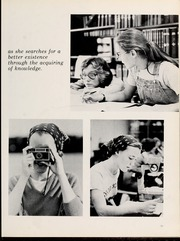 Page 15, 1977 Edition, Queens University of Charlotte - Coronet Yearbook (Charlotte, NC) online yearbook collection