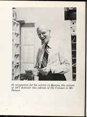 Page 16, 1977 Edition, Queens University of Charlotte - Coronet Yearbook (Charlotte, NC) online yearbook collection