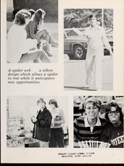 Page 9, 1977 Edition, Queens University of Charlotte - Coronet Yearbook (Charlotte, NC) online yearbook collection