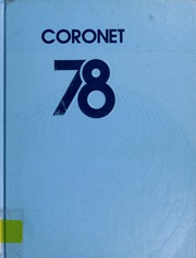 Page 1, 1978 Edition, Queens University of Charlotte - Coronet Yearbook (Charlotte, NC) online yearbook collection