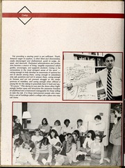 Page 10, 1982 Edition, Queens University of Charlotte - Coronet Yearbook (Charlotte, NC) online yearbook collection