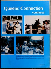 Page 17, 1984 Edition, Queens University of Charlotte - Coronet Yearbook (Charlotte, NC) online yearbook collection