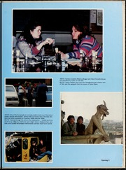 Page 7, 1984 Edition, Queens University of Charlotte - Coronet Yearbook (Charlotte, NC) online yearbook collection