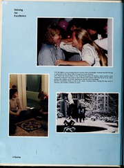 Page 8, 1984 Edition, Queens University of Charlotte - Coronet Yearbook (Charlotte, NC) online yearbook collection