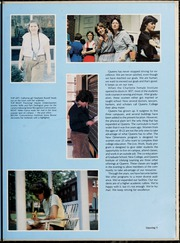 Page 9, 1984 Edition, Queens University of Charlotte - Coronet Yearbook (Charlotte, NC) online yearbook collection