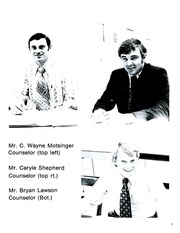 Page 11, 1974 Edition, Surry Community College - Lancer Yearbook (Dobson, NC) online yearbook collection
