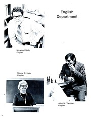 Page 16, 1974 Edition, Surry Community College - Lancer Yearbook (Dobson, NC) online yearbook collection