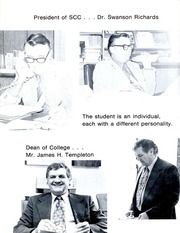Page 8, 1974 Edition, Surry Community College - Lancer Yearbook (Dobson, NC) online yearbook collection
