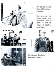 Page 9, 1974 Edition, Surry Community College - Lancer Yearbook (Dobson, NC) online yearbook collection
