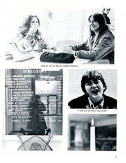 Page 11, 1977 Edition, Surry Community College - Lancer Yearbook (Dobson, NC) online yearbook collection
