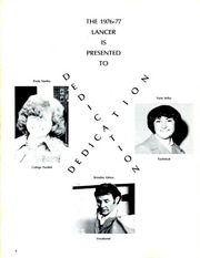 Page 8, 1977 Edition, Surry Community College - Lancer Yearbook (Dobson, NC) online yearbook collection