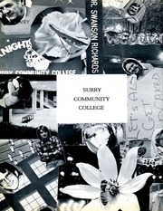 Page 4, 1979 Edition, Surry Community College - Lancer Yearbook (Dobson, NC) online yearbook collection