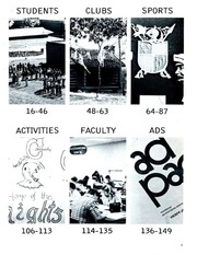 Page 5, 1981 Edition, Surry Community College - Lancer Yearbook (Dobson, NC) online yearbook collection
