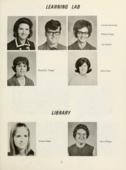 Page 11, 1972 Edition, Pitt Community College - Tarheel Techno Yearbook (Greenville, NC) online yearbook collection