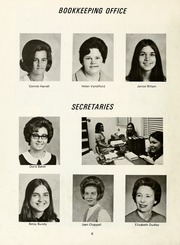 Page 12, 1972 Edition, Pitt Community College - Tarheel Techno Yearbook (Greenville, NC) online yearbook collection