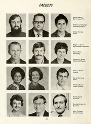 Page 16, 1972 Edition, Pitt Community College - Tarheel Techno Yearbook (Greenville, NC) online yearbook collection