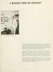 Page 7, 1972 Edition, Pitt Community College - Tarheel Techno Yearbook (Greenville, NC) online yearbook collection