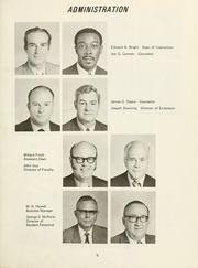 Page 9, 1972 Edition, Pitt Community College - Tarheel Techno Yearbook (Greenville, NC) online yearbook collection