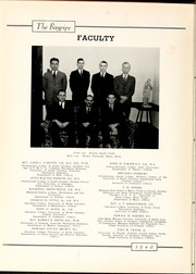 Page 10, 1940 Edition, St Andrews Presbyterian College - Lamp and Shield Yearbook (Laurinburg, NC) online yearbook collection