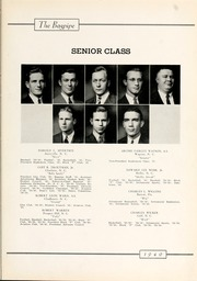 Page 17, 1940 Edition, St Andrews Presbyterian College - Lamp and Shield Yearbook (Laurinburg, NC) online yearbook collection