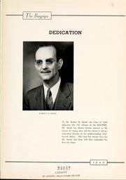 Page 7, 1940 Edition, St Andrews Presbyterian College - Lamp and Shield Yearbook (Laurinburg, NC) online yearbook collection