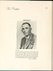 Page 10, 1946 Edition, St Andrews Presbyterian College - Lamp and Shield Yearbook (Laurinburg, NC) online yearbook collection