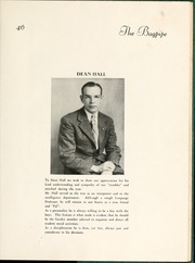 Page 11, 1946 Edition, St Andrews Presbyterian College - Lamp and Shield Yearbook (Laurinburg, NC) online yearbook collection