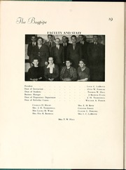 Page 14, 1946 Edition, St Andrews Presbyterian College - Lamp and Shield Yearbook (Laurinburg, NC) online yearbook collection