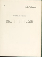 Page 15, 1946 Edition, St Andrews Presbyterian College - Lamp and Shield Yearbook (Laurinburg, NC) online yearbook collection