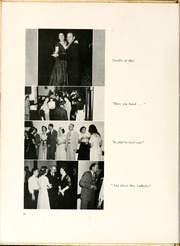 Page 14, 1950 Edition, St Andrews Presbyterian College - Lamp and Shield Yearbook (Laurinburg, NC) online yearbook collection